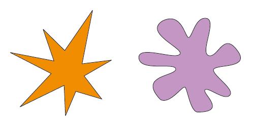 Figuras que representan dos palabras