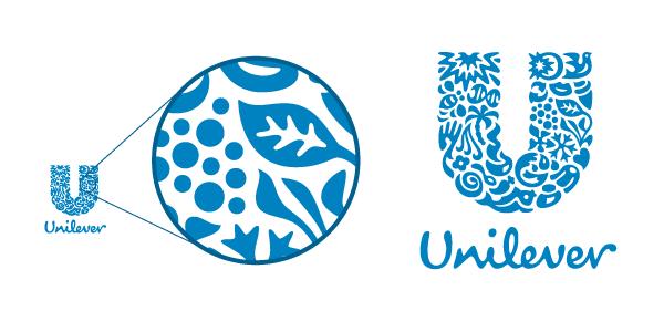 El logotipo de Unilever trata de incluir todo el universo de productos que comercializa, un grave error